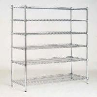 China 6 Tier Adjustable Industrial Wire Sheling Office Wire Racking Industrial Storage Solutions wholesale