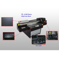 China Four Color Flatbed Leather Printing Machine Automatic Ultraviolet Printer wholesale