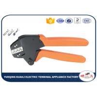 China Electrical Crimping Tool Strength Saving Ratchet Crimping Pliers on sale