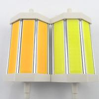 China 10W R7S COB led light bulb R7S-A118-10W wholesale