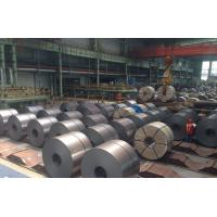 Heat Resistance Cold Rolled Carbon Steel Coil High Strength ISO SGS Certification