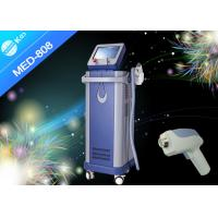 China 808nm Diode Laser Hair Removal Machine For Beauty Salon 1 - 120J / cm2 wholesale