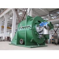 China High capacity SS304 scraper continuous centrifugal solid liquid separator wholesale
