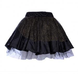 China wholesales-black lace mini skirt wholesale