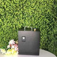 China Wall Mounted Hvac Electric Fragrance Diffuser , Room Diffuser Machine For Hotel Lobby wholesale
