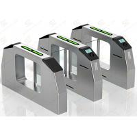 China Electronic Full Automatic Swing Barrier Gate Shock Proof for Metro Turnstile wholesale