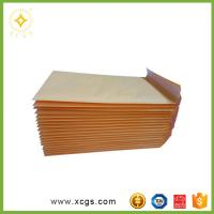 China China Cheap Wholesales Custom Gold Yellow Kraft Bubble Padded Mailer wholesale