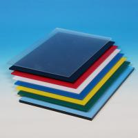 China Low cost cast acrylic sheets with high transparency wholesale