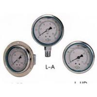 China Liquid Filled Pressure Gauge wholesale