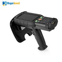 China Multiple Tags Handheld UHF RFID Reader High Speed CPU IP66 For Inventory System wholesale
