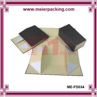 China Foldable rigid packaging box wholesale high quality cardboard box packaging ME-FD034 wholesale