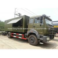 China Beiben Mobile Workshop Truck For Vehicle Maintenance , Multifunctional Maintaining Truck wholesale