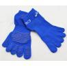 China OEM Eco-Friendly Five Toe Sock, Blue Yoga Non-slip Socks, Knitted Socks  For Boys wholesale