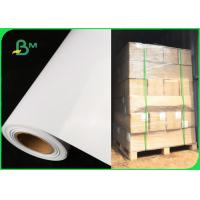 China 190gsm Photo Brilliant White Printing Paper Roll For Inkjet Printing 36