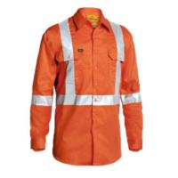 Buy cheap Safety Protect Reflective Work Uniforms / Men'S High Visibility Workwear from wholesalers