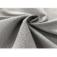 China High Stretch Coated Polyester Fabric , Durable Breathable Fabric 57 Inch Width wholesale