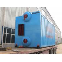 China SZL Double Drum Chain Grate Coal Fired Steam Boilers wholesale