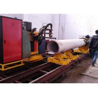 China with CE ISO ceterficate flame and plasma cutting mode CNC metal pipe cutting machine wholesale