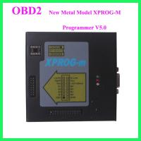 China New Metal Model XPROG-M Programmer V5.0 wholesale