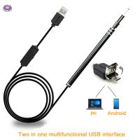 China 2019 Wholesale High Quality Endoscope camera Ear cleaning 5.5mm Lens LED lighting Ears Endoscope Made In China wholesale
