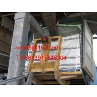 China UV Treated Fabric Bulk Container Liner bag with 2 / 3 loops , dry bulk liner wholesale