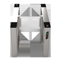 China 200W SUS304 Access Control Speedstiles MCBF 5 Million Times wholesale