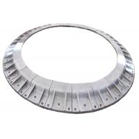 China Kiln Inlet And Out Let Heat Resistant Steel Casting , Investment Casting Components wholesale