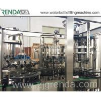 China Drink Tea Wine Beer Filling Machine Unit , POP Can Filling Machine for Sale wholesale