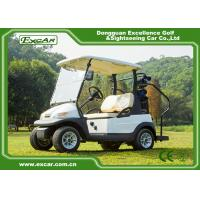 Buy cheap Italy Graziano Axle 2 Passenger Golf Cart , Electric Golf Car from wholesalers