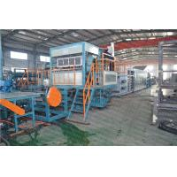 China Automatic Recycled Pulp Paper Pulp Molding Machine 6000 Pcs/Hr Capacity on sale