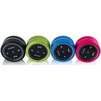 China Acrylic Touch Screen Rechargeable Mini Speakers Bluetooth With Call Function wholesale