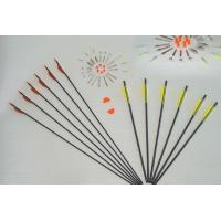 Buy cheap archery carbon fiber arrow for recurve bow from wholesalers