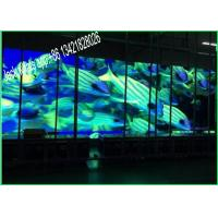 China Easy Operation Video Wall Led Display Rental Indoor SMD2121 For Show Business wholesale