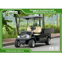 Buy cheap 2 Seater Electric Golf Utility Carts Electric Hotel Buggy Car with Aluminium Cargo from wholesalers