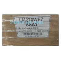 China LM270WF7-SSA1 LCD TV Display Panel RGB Vertical Stripe 27 Inch IPS 1920*1080 wholesale