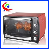 China Home Bread Baking Electric Covection Oven With Stainless Steel 220V 1500W 30L wholesale