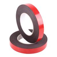 China High Heat PE Foam Tape 10m Length , Two Sided Sticky Tape For LED Board on sale