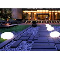 China Outdoor Color Change Floating LED Waterproof Ball For Wedding Decoration wholesale