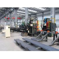 China CNC angle punching line TJX1412-S for round holes and oval holes wholesale