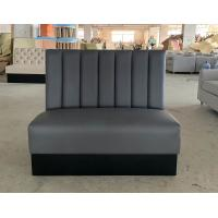 China Foshan restaurant furniture factory upholstered restaurant booths commercial booth seating wholesale