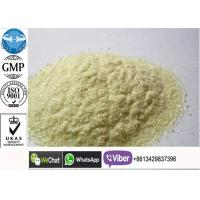 China GMP Raw Anabolic Trenbolone Acetate Steroid Powder , 434-03-7 Peptides For Muscle Growth wholesale