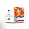 China Sounds Greeting Musical Happy Birthday Card Custom Wedding Decoration CMYK Printing wholesale