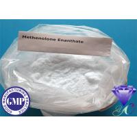 China CAS 303-42-4 Raw Steroid Powders Anabolic steroid Methenolone Enanthate wholesale