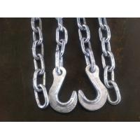 China hot dipped galvanized chain with hooks wholesale