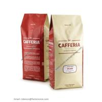 China Aluminum Foil Zip Lock Bag Coffee Packaging Bags with Side Gusset , Moisture Proof wholesale