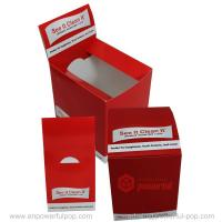 China Custom Cardboard Corrugated Cardboard Box With Lid on sale