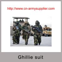 Anti IRR Optical Ghillie suits Manufactures