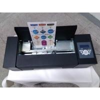 China No Cutting Die Digital Label Cutter A4 Size For Wine/Food Label 220V wholesale