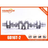 China a Crankshaft with Main Bearing 84mm and Co Rod 65mm  FOR MITSUBISHI 6D16T-2   ME131814 wholesale