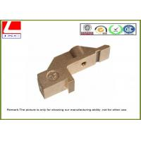 China Marine Industrial brass Forged Metal Parts , Computer Numerical Control Precision Forgings wholesale